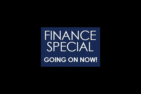 Finance Special Going On Now! 12 Months No Interest