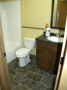 Completed projects by Floorcrafters of Onalaska! Come see what we can do for you!